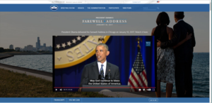 President Obama - Farewell Speech