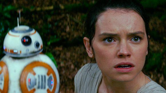 Star Wars-Rey