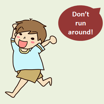 dont-run-around